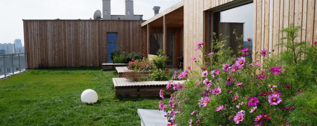 J 39 ai con u un immeuble cologique exemplaire en mati re d 39 habitat participatif shamengo - Immeuble ecologique ...