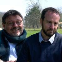 Sébastien Ackermann et Luc Milbergue