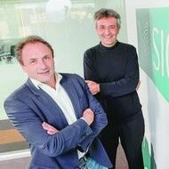 Ludovic Le Moan et Christophe Fourtet
